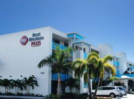 Best Western Plus Siesta Key Gateway, boutique hotel in Sarasota