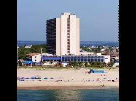 Clarion Resort Fontainebleau Hotel Oceanfront, hotel in Ocean City