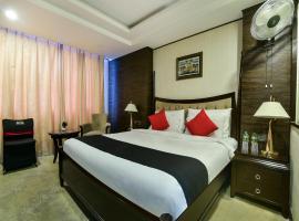 Hotel Polo Inn And Suites, hotel near Sawai ManSingh Medical College, Jaipur