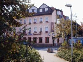 Hotel City Faber, hotel in Worms