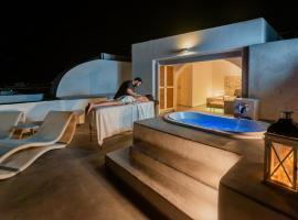 The Saint Vlassis, hotel in Naxos Chora