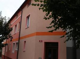 Apartmány U Gigantu, penzion v Plzni