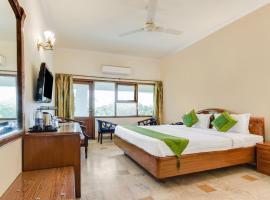 Treebo Trend Saffron, hotel near Elante Mall, Chandīgarh
