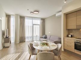 Asian Magnolia Boutique Apartments, apartamentai mieste Druskininkai