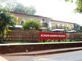 Acron Seaway Resort, hotel near Goa Science Centre, Candolim