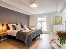 B&B Gracht 62, B&B in Maastricht