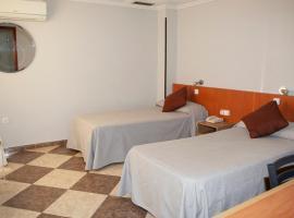 Hotel Juan Carlos, отель в Торревьехе