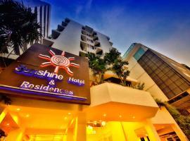 Sunshine Hotel & Residences, hotel in Pattaya