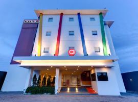 Amaris Hotel Pratama Nusa Dua, отель в Нуса-Дуа