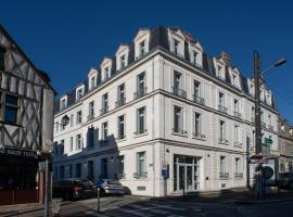 LE BOURG NEUF, apartment in Blois