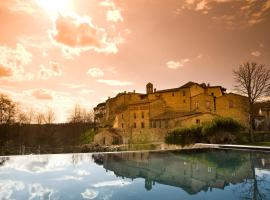 Castel Monastero - The Leading Hotels of the World, hotel in Castelnuovo Berardenga