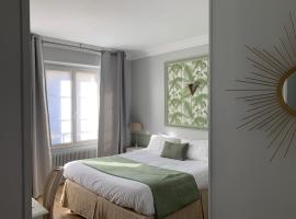 Hôtel Saint Martin Bastille, hotel near Paris - Le Bourget Airport, Paris