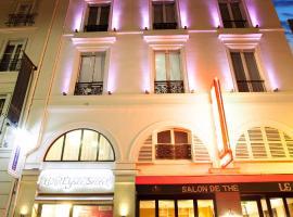 Hotel Elysée Secret, hotel near Rue du Faubourg Saint-Honoré, Paris
