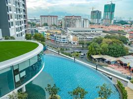 Mevin Woodsbury Home Penang Sentral Butterworth, apartment in Butterworth