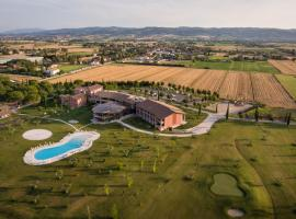Valle di Assisi Hotel & Spa, hotel in Assisi