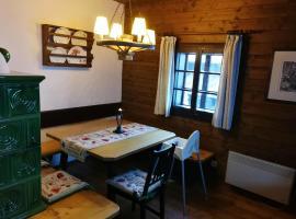 Appartement Sonnleitn, hotel in Sonnenalpe Nassfeld