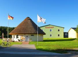 Ferienanlage Süderhof, resort village in Breege
