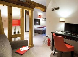 Hôtel Le Griffon d'Or, hotel in Bourg-en-Bresse