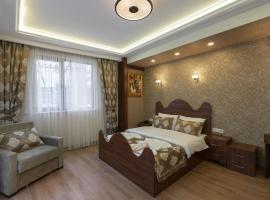 Capricorn by Otantik Suites، مكان عطلات للإيجار في إسطنبول