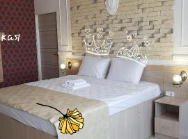Квартира в ЖК Центральный на Буденного, апартаменты/квартира в Краснодаре