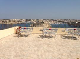 Grand Harbour Hotel, hotel in Valletta