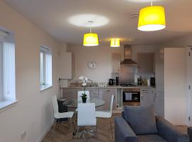 1 Royal View Apartments, apartment in Stirling