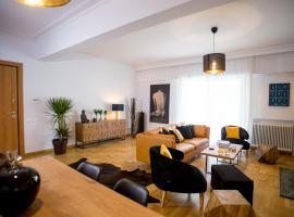 Bluscapes Home, pet-friendly hotel in Athens