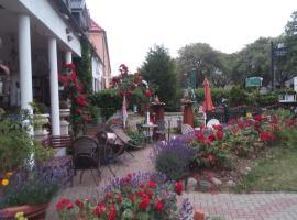 cafesahne u Pension, Pension in Dranske