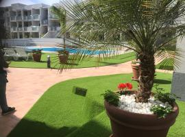 Nice and sunny apartment, resort in Corralejo