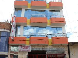 Hotel Asgaver, hotel en Cajamarca
