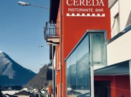 Hotel Cereda, Hotel in Sementina