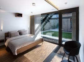 B&B Snooz Inn, boetiekhotel in Gent