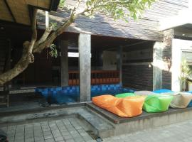 Made House Homestay and Dormitory, hotel near Grand Bali Beach Golf Course, Sanur