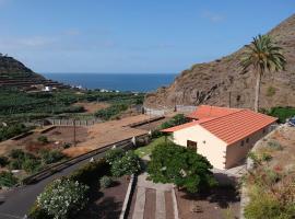 Gomera Garden. Vista Mar Altozano, hotel a Hermigua