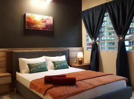 Sunway Rimbun Homestay 2 @ Lost World Of Tambun, apartment in Ipoh