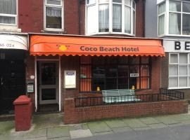 Coco Beach Hotel, hotel in Blackpool