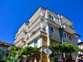 Family Hotel Apolonia, отель в Созополе