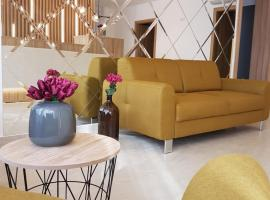 YMY Boutique Residence, hotel in Bucharest