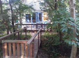 Boshuisje Petten aan Zee, villa in Petten