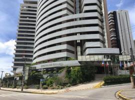Flat 2 Quartos 86m² - FORTALEZA CE, hotel near Jose de Alencar Theatre, Fortaleza