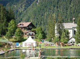 Ferienwohnung Pension Tirol, guest house in Bichlbach