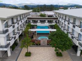 Mansion Garden Hotel, hotel in Olongapo