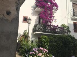 Casa ISABELLA loc turist br, appartamento a Città di Lipari