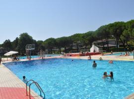 Villaggio Olimpia, hotel v Bibione