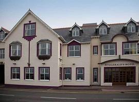 Fitzgeralds Hotel, hotel near Deane's Equestrian Centre, Bundoran