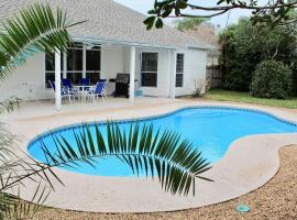 Vacation pool house, vacation rental in Jacksonville