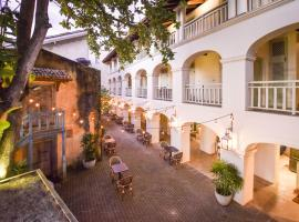 The Bartizan Galle Fort, hotel in Galle