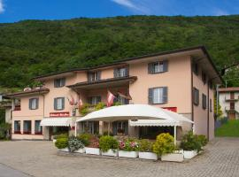 Hotel Del Mera, hotel a Sorico
