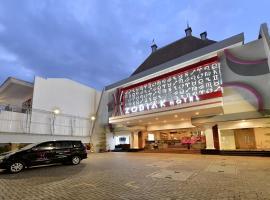 Zodiak Kebon Kawung by KAGUM Hotels, hotel near Santosa Hospital, Bandung