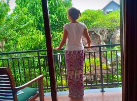 Ubud Taksu Homestay, pet-friendly hotel in Ubud